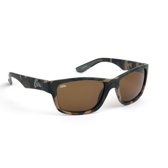 fox polarizacne okuliare chunk sunglasses camo brown 2 570x570 - Fox Polarizačné Okuliare Chunk Sunglasses Camo / Brown
