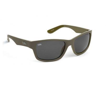 fox polarizacne okuliare chunk sunglasses khaki grey 2 405x330 - Fox Polarizačné Okuliare Chunk Sunglasses Khaki / Grey