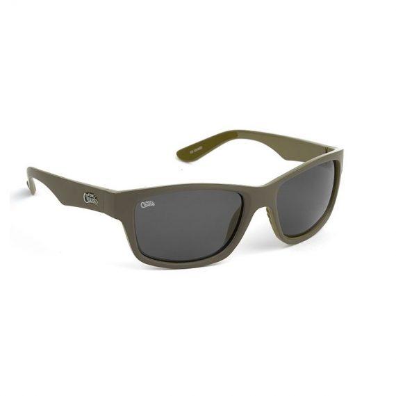 fox polarizacne okuliare chunk sunglasses khaki grey 2 570x570 - Fox Polarizačné Okuliare Chunk Sunglasses Khaki / Grey