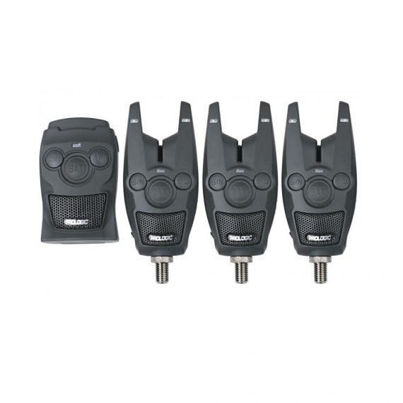 prologic sada signalizatorov bat bite alarm color 3 1 2 570x570 - Prologic BAT+Bite alarm set 3+1