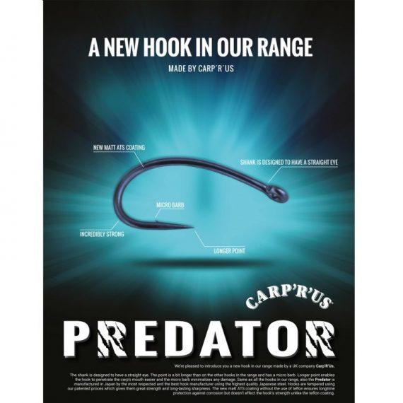 168892 4 570x570 - CARP ´R´ US Predator ATS