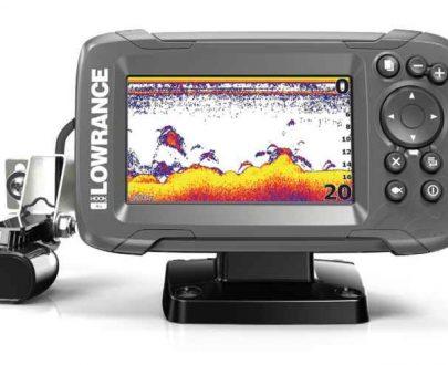456 447 405x330 - Sonar Lowrance HOOK2 - 4X GPS 200 CE ROW
