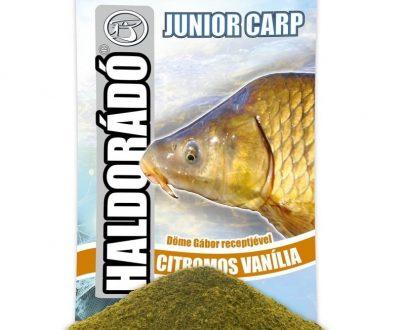 Haldorádó Junior Carp Citromos Vanília 600x800 405x330 - Haldorádó Junior Carp - Citrón a Vanilka