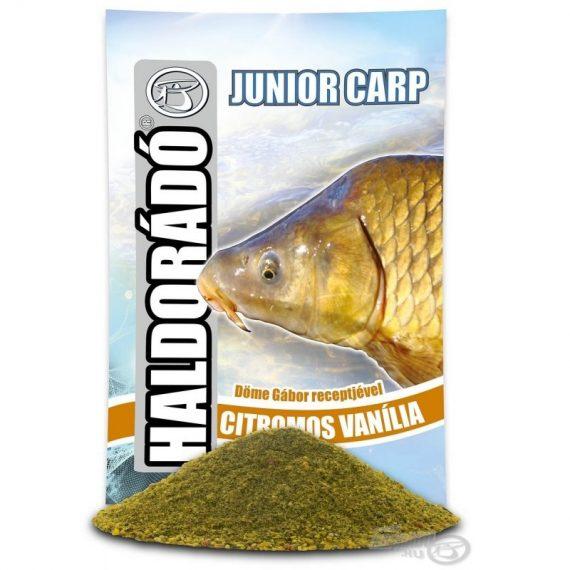 Haldorádó Junior Carp Citromos Vanília 600x800 570x570 - Haldorádó Junior Carp - Citrón a Vanilka