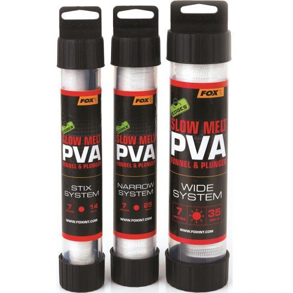 fox pva puncocha edges slow melt pva mesh system 7 m  570x570 - Fox PVA Komplet Edges Slow Melt PVA Mesh System 7 m