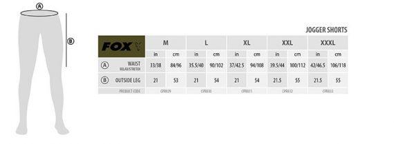 jogger shorts gb 570x209 - FOX GREEN & BLACK JOGGER SHORTS
