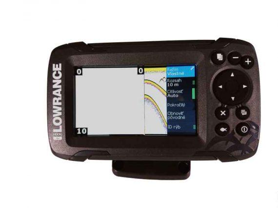 sonar na ryby 456 447f 570x428 - Sonar Lowrance HOOK2 - 4X ROW