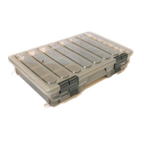 1143000 570x570 - FLAGMAN plastic box2 sect m D001-280x180x70mm