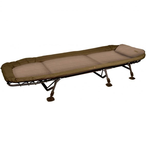 SPRO 6539 101 001 P 570x570 - Spro Strategy lehátko Grade X-Treme FLat Game Changer Bedchair