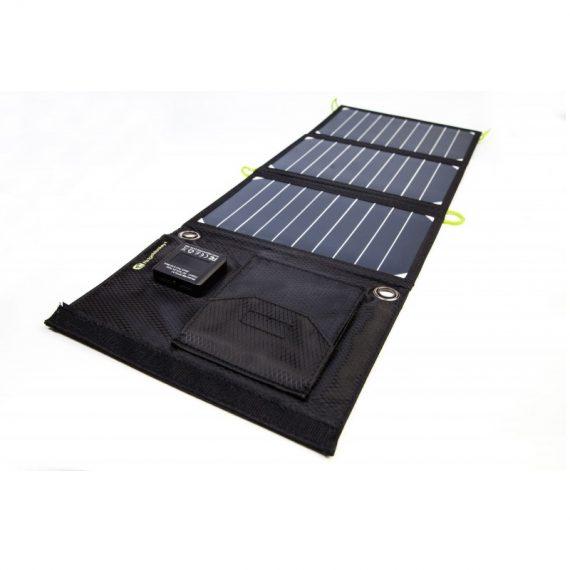 68633dd6a284576bbc26b85a9a51dc0c 570x570 - Ridgemonkey - 16W Solar Panel