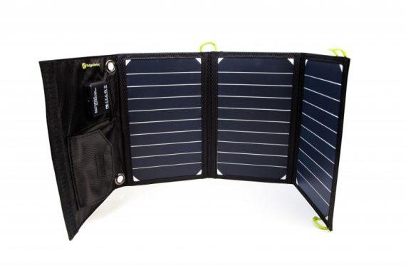 cc2161ff6391ef00154cafb724700ccb 570x380 - Ridgemonkey - 16W Solar Panel