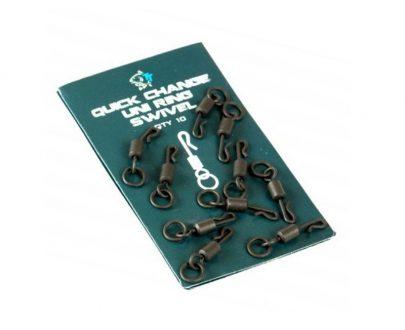 nash obratlik quick change uni micro ring swivel 10ks 1 405x330 - Nash Obratlík Quick Change Uni Ring Swivel 10ks