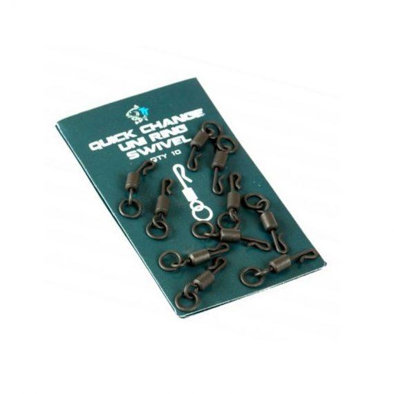 nash obratlik quick change uni micro ring swivel 10ks 1 570x570 - Nash Obratlík Quick Change Uni Ring Swivel 10ks