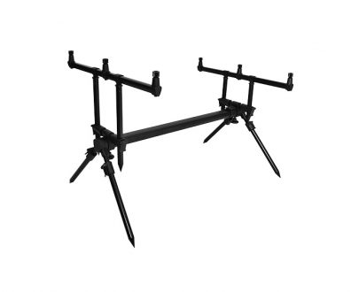 vyr 28056032 405x330 - Carpzoom Double Bar Rod Pod - CZ6032