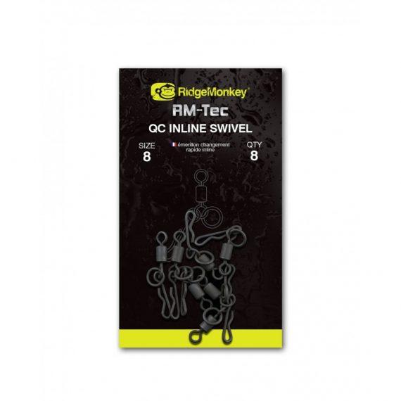 085971adf8645032c2105db1b51114e8 570x570 - RidgeMonkey Rýchlovýmenný obratlík pre Inline odpadávací olova