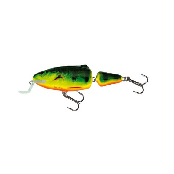 salmo wobler frisky shallow runer real hot perch 1 1 570x570 - Salmo Wobler Frisky SR Real Hot Perch 5cm 6g plávajúci
