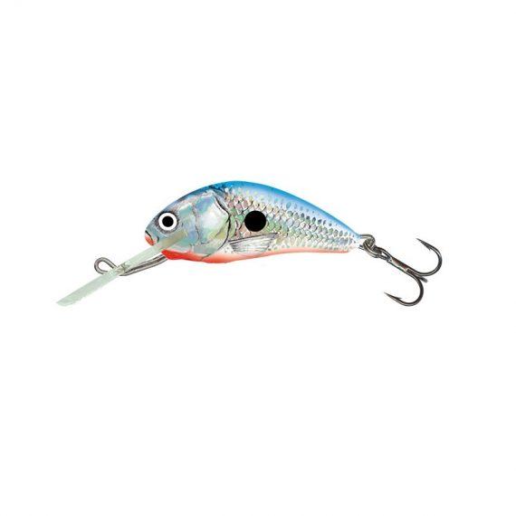 salmo wobler hornet floating silver blue shad 1 570x570 - Salmo Wobler Hornet Floating silver Blue Shad 3,5cm 2,2g plávajúci