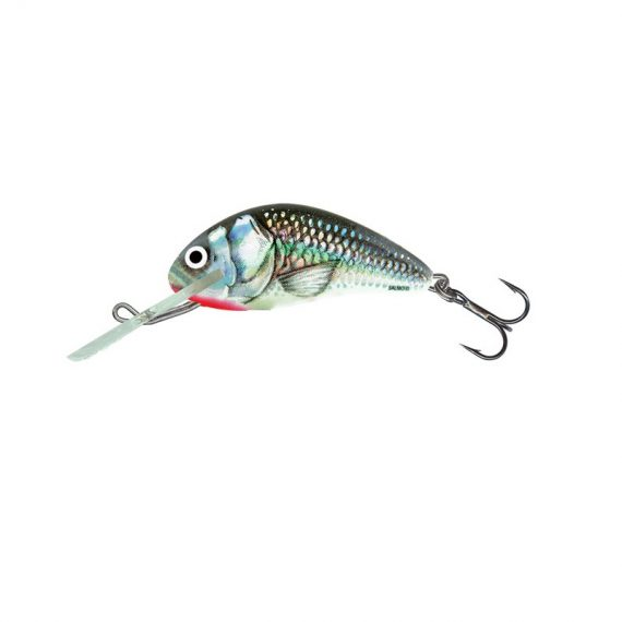 salmo wobler hornet sinking holographic grey shiner 1 570x570 - Salmo Wobler Hornet Sinking Holographic Grey Shiner 2,5cm 1,5g potápavý