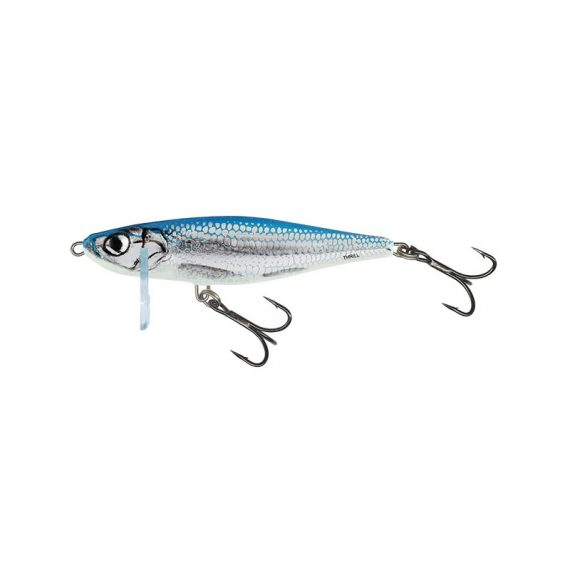 salmo wobler thrill sinking blue fingerling 1 1 570x570 - Salmo Wobler Thrill Blue Fingerling 5cm 6,5g potápavý