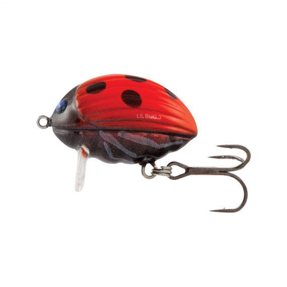 vyr 3460SALMO LIL BUG QBG002 570x570 - Salmo Wobler Lil'Bug Ladybird 3cm 4,3g plávajúci