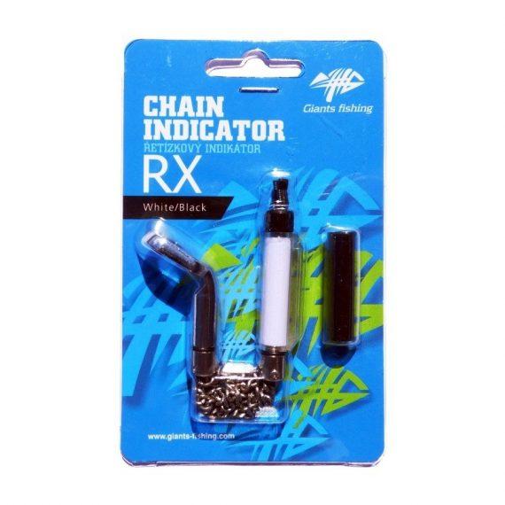 G 10818 570x570 - Giants Fishing Retiazkový indikátor Chain Indicator RX White/Black