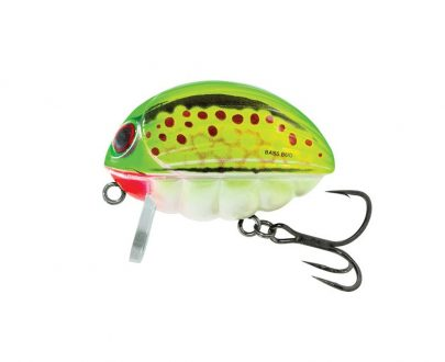 bassbug qbb001 5 405x330 - Salmo Wobler Bass Bug Glow Bug 5cm 26g plávajúci