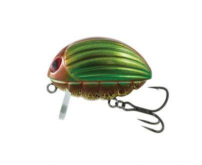 bassbug qbb002 5 405x330 - Salmo Wobler Bass Bug Green Bug 5cm 26g plávajúci