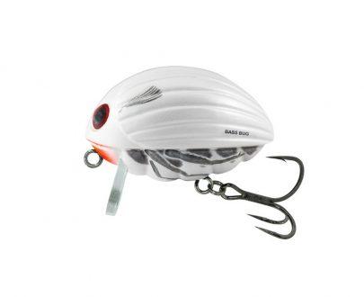 bassbug qbb003 8 405x330 - Salmo Wobler Bass Bug Snowball Bug 5cm 26g plávajúci