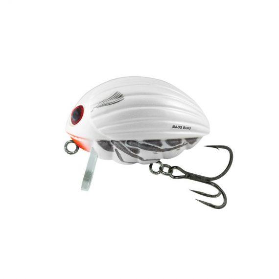 bassbug qbb003 8 570x570 - Salmo Wobler Bass Bug Snowball Bug 5cm 26g plávajúci