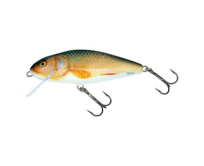 salmo wobler perch floating real roach 1 405x330 - Salmo Wobler Perch Real Roach 13cm 36g plávajúci