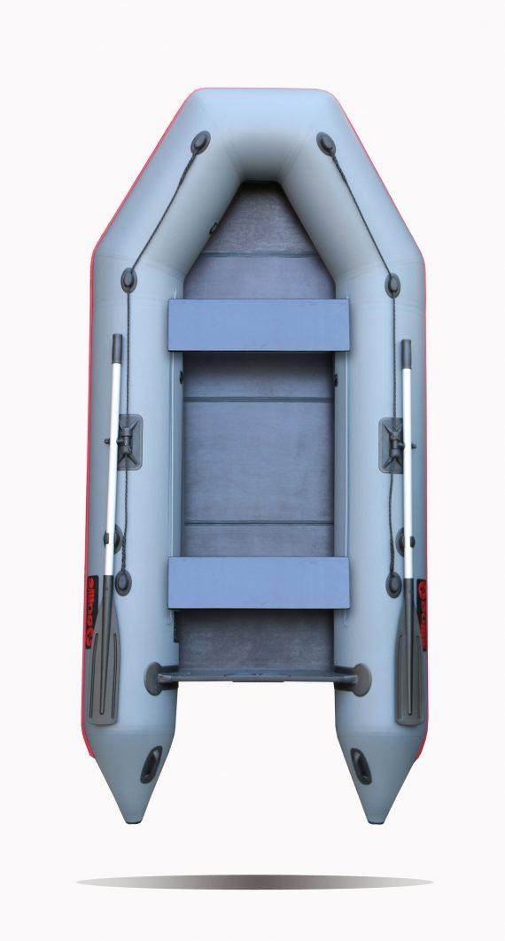 F290S 570x1062 - Elling nafukovacie člny - Forsag s pevnou skladacou podlahou