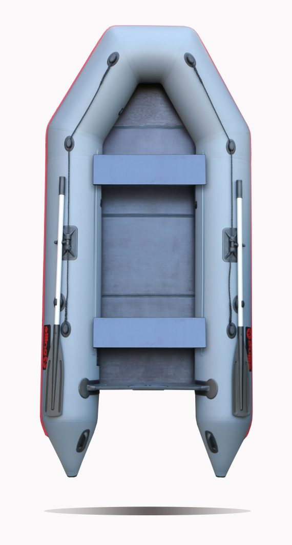 F310S 570x1062 - Elling nafukovacie člny - Forsag s pevnou skladacou podlahou