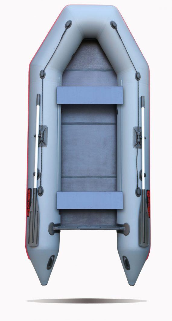 F330S 570x1062 - Elling nafukovacie člny - Forsag s pevnou skladacou podlahou