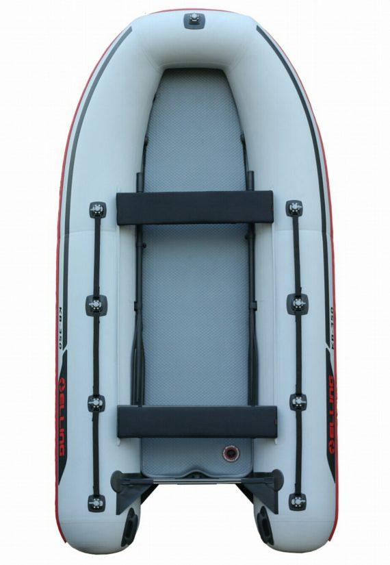 KB310PRO 570x825 - Elling nafukovacie člny – Trimaran s nafukovacou podlahou