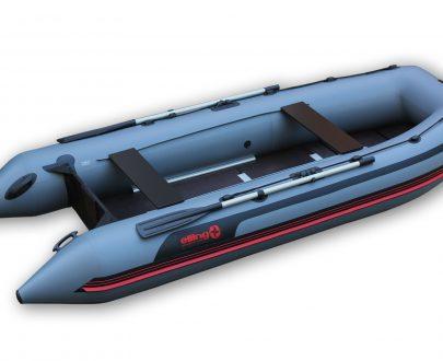 PL310S 1 405x330 - Elling nafukovacie člny – Pilot s pevnou podlahou
