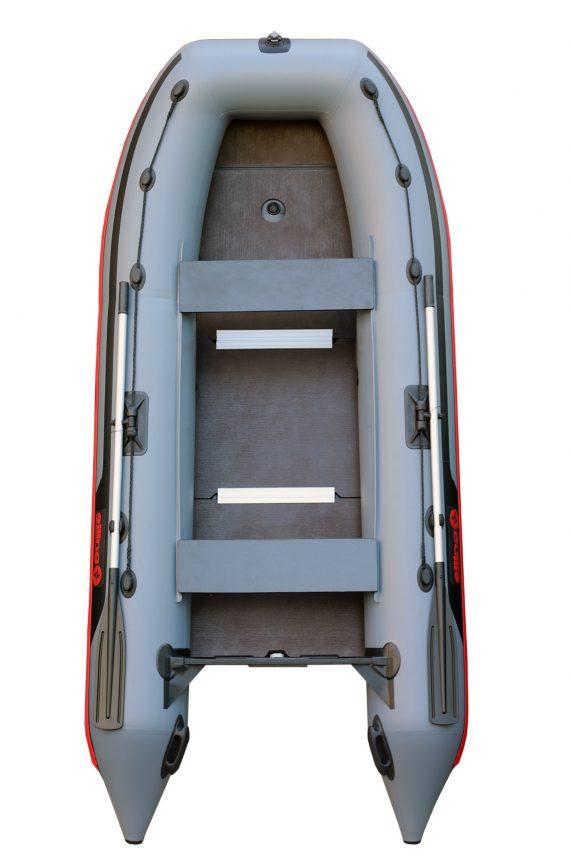 PL340S 2 570x855 - Elling nafukovacie člny – Pilot s pevnou podlahou