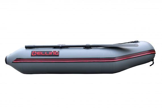 T200S 4 570x380 - Elling nafukovacie člny - T200 široký s pevnou skladacou podlahou