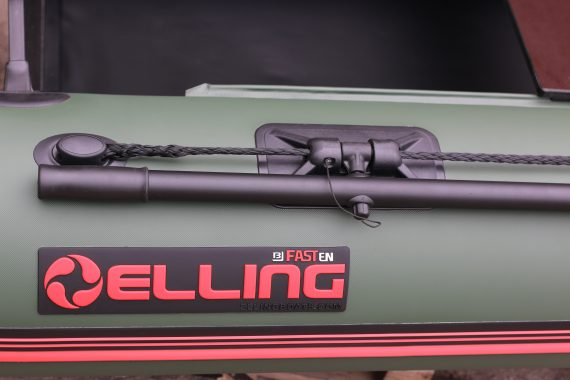 T200Z 3 570x380 - Elling nafukovacie člny - T200 široký s pevnou skladacou podlahou