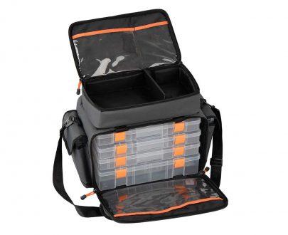 54770 Lure Bag M 6 boxes 30x40x22cm 405x330 - Savage Gear Lure Specialist Bag M 6 boxes (30x40x22cm)