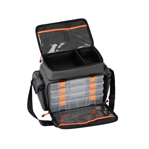 54770 Lure Bag M 6 boxes 30x40x22cm 570x570 - Savage Gear Lure Specialist Bag M 6 boxes (30x40x22cm)