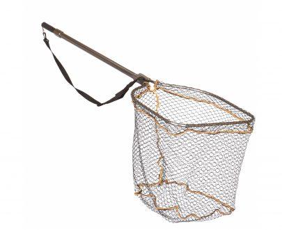 57576 SG Full Frame Rubber mesh Landing Net L 50x65 95 150cm 405x330 - Savage Gear podberák Full Frame Rubber Mesh XL (70x85cm) 120-200cm