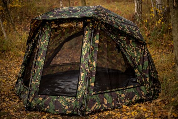 G 22046 2 570x380 - Giants Fishing Umbrella Brolly Exclusive Camo 60
