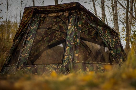 G 22046 4 570x380 - Giants Fishing Umbrella Brolly Exclusive Camo 60