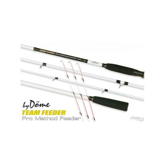 by dome team feeder pro method feeder 01 525x700 570x570 - By Döme Team Feeder Pro Method Feeder 360M 25-70G