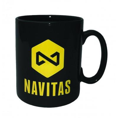 hrn ek cierny - Navitas keramický hrnček Mug Corporate