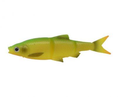 savage gear gumova nastraha 3d lb roach swim n jerk firetiger 4 ks 1 405x330 - Savage Gear 3D LB Roach Swim N Jerk 12,5cm 18g 2ks Firetiger