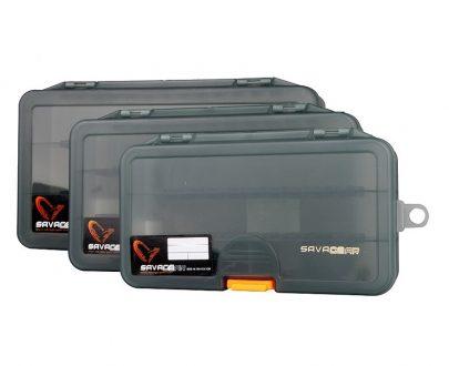 savage gear krabicka lure boxes 1 405x330 - Savage Gear Lure Box no.1 (13.8x 7.7x3.1cm)