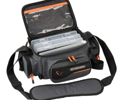 savage gear system box bag 3boxes pp bags s 1 405x330 - Savage Gear System Box Bag 3Boxes PP Bags S (15x36x23cm)