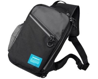 59YBS025Q13 405x330 - SHIMANO Sling Soulder Bag Black M