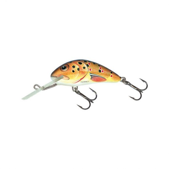 salmo wobler hornet floating trout 1 1 570x570 - Salmo Wobler Hornet Floating Trout 6cm 10g plávajúci